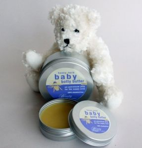 Diaper Rash Balm With Healing Organic Honey And Bees Wax From Tasmanian Australia 40ml-1.4 Oz