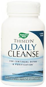 "Nature""s Way Thisilyn Daily Cleanse, 90 Vcaps"