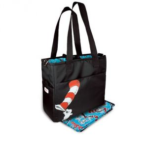 Bumkins Grande Diaper Bag, Dr. Seuss