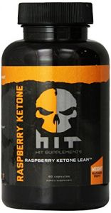 Hit Supplements Ketones, Raspberry, 60 Capsules