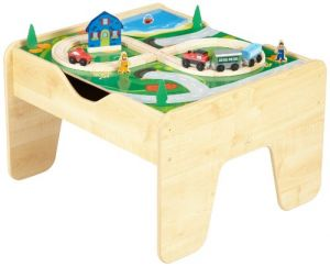 Kidkraft Lego Compatible 2 In 1 Activity Table