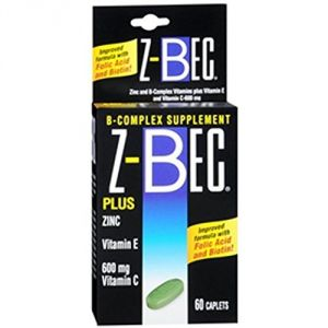 Pack Of 3 Each Z-bec Tab 60tb Pt#63665268962