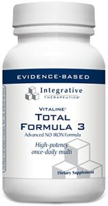 Integrative Therapeutics Total Formula-3, 60 Tablets