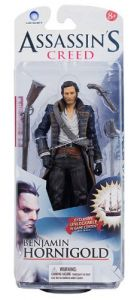 Mcfarlane Toys Assassins Creed Series 1- Benjamin Hornigold Action Figure