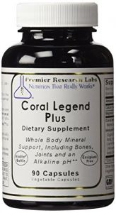 Coral Legend Plus (90 V-caps) By Premier Research Labs