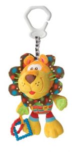 Playgro 10 Inches My First Activity Friend, Lion