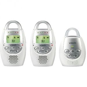 Vtech Communications Safe & Sound Digital Audio Monitor With Two Parent Units