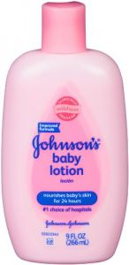 Johnsons Baby Lotion, 9 Ounce Pack Of 3