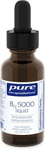 Pure Encapsulations - B12 5000 Liquid - 1oz