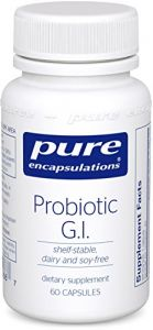 Pure Encapsulations - Probiotic G.i. 60 Capsules