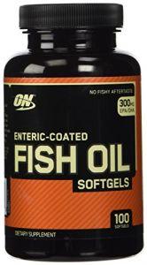 Optimum Health Supplements - Optimum Nutrition Fish Oil, 100 softgels