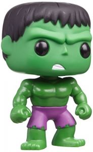 Funko Pop Marvel Hulk Pop Toy Figure