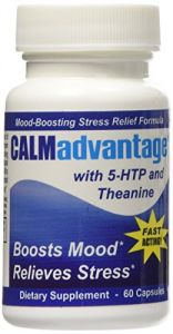 Advanced Nutritional Innovations Calm Advantage 60 Capsules