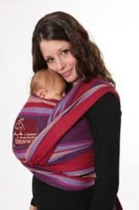 Chimparoo Woven Baby Wrap -- Regular Size 4.50m X 0.70m Juliet