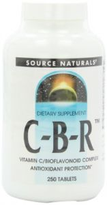 Source Naturals Cbr 500mg, 250 Tablets