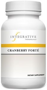 Integrative Therapeutics Forte, Cranberry, 60 Capsules
