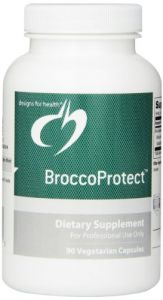 Designs For Health Broccoprotect Capsules, 90 Count