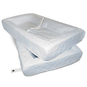 Rumble Tuff Contour Changing Pad, White, Standard