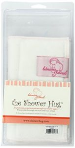 Belmama And Cherub The Shower Hug, Petal Pink Trim, Small- Medium