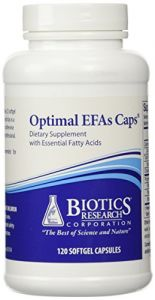 Biotics Research - Optimal Efas Caps 120c
