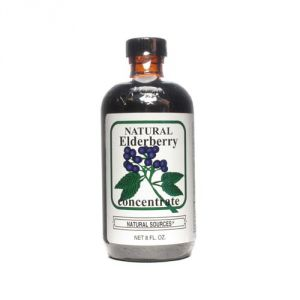Concentrate,elderberry Pack Of 4