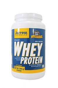 100% Natural Whey Protein, Unflavored 2 Lb
