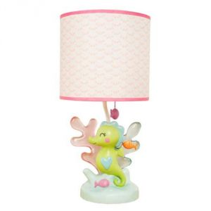 Under The Sea Lamp Base & Shade