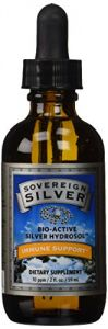 Sovereign Silver Dropper Top Sovereign Silver Natural Immunogenics 2 Oz Dropper