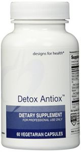 Designs For Health - Detox Antiox - 60 [health And Beauty]