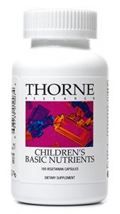 "Thorne Research - Children""s Basic Nutrients - 180ct [health And Beauty]"