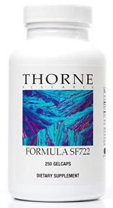 Thorne Research - Formula Sf722 250 Gelcaps
