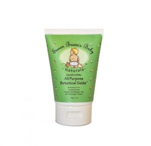 Susan Browns Baby Sensitive Baby All Purpose Botanical Gelee, 3-ounce Tube