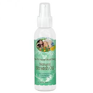 Natural Stretch Oil And Perineal Oil, 4 Ounce
