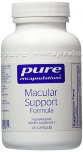 Pure Encapsulations Macular Support Formula - 120 Capsules