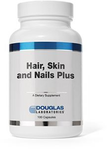 Douglas Labs - Hair Skin And Nails Plus Formula 100 Caps