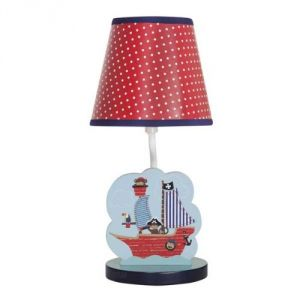 Bedtime Originals Treasure Island Lamp