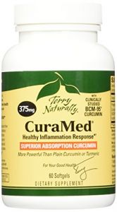 Terry Naturally Curamed 375 Mg, 60 Softgels