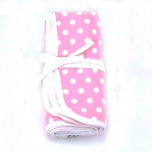 Infantissima Changing Pad, Dot Light Pink