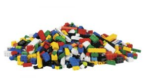 Lego Education Brick Set 4579793 884 Pieces