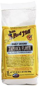 "One 20 Oz Bob""s Red Mill Tapioca Flour"