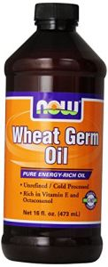 Now Foods Wheat Germ Oil, 16 Ounce