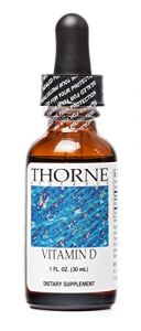 Thorne Research - Vitamin D (d3) Liquid - 1 Oz. [health And Beauty]