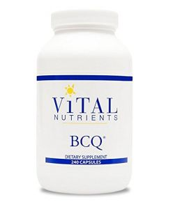 Vital Nutrients Bcq Supplement, 240 Count
