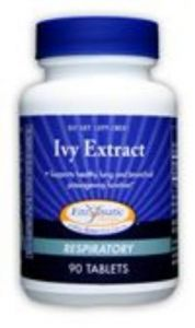 Ivy Extract Enzymatic Therapy Inc. 90 Tabs
