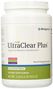 Metagenics 21 Servings Ultraclear Plus Supplement, Pineapple Banana, 2lb 0.6 Oz