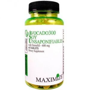 Maximum International Maximize Asu 300 With Sierra Sil, 60 Tablets