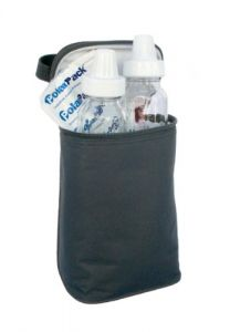 Jl Childress Tall Twocool 2 Bottle Cooler, Black
