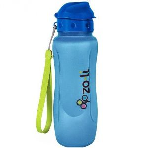 Zoli Baby Quench Water Bottle - Blue - 25 Oz