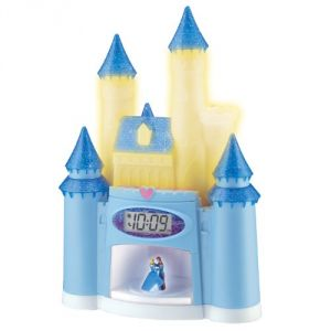 Cinderella Magical Light-up Storyteller Alarm Clock