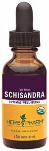 Herb Pharm Certified Organic Schisandra Berry Extract - 1 Ounce
